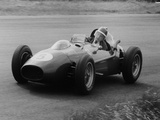 Mike Hawthorn in the Dutch Grand Prix  Zandvoort  1958