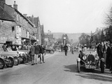 The Bugatti Owners Club at Broadway  Hereford and Worcester