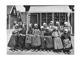 Children in National Costume  Marken  Netherlands  C1934