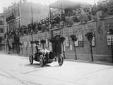 William Grover-Williams in a Bugatti 35B  in the Monaco Grand Prix  1929