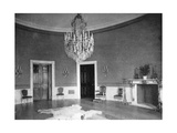 The Blue Room at the White House  Washington DC  USA  1908