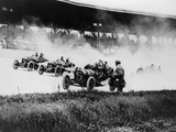 Indianapolis 500 Mile Race  Indiana  USA  Early 1920S