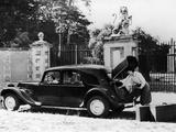 1955 Citroën II Légère Berline Car  (C1955)