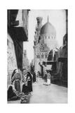 The Native Quarter  Cairo  Egypt  C1920s
