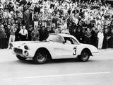 Chevrolet Corvette  Le Mans  France  1960