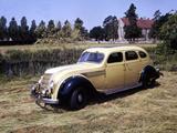 1935 Chrysler Airflow Car