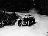 Otto Salzer in a Mercedes GP/14  in the Targa Florio  Sicily  1922