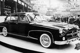 1955 Citroën 15Cv  Specially Built for an Ambassador  (C1955)