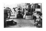 Clothing for Prisoners of War  Champs-Élysées  Paris  World War I  1914-1918