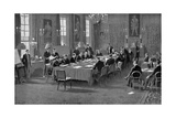 Signing the Treaty of London  May 1913