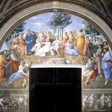 The Parnassus  1509-1511