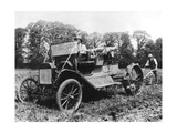 Model T Ford with Stephenson Agricultural Conversion  Sussex  1917