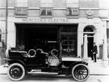1907 Mercedes-Mixte Touring Car  1907