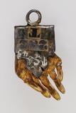 Witch Mole's Paw (Mole Amule)  18th Century
