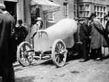 Baron Henri De Rothschild's 40 Hp Mercedes  1902