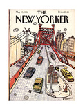 The New Yorker Cover - May 17  1982