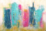 City Dreams Reproduction d'art par Erin Ashley