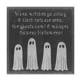 Spooky Chalkboard II