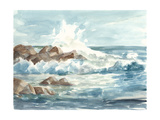 Coastal Watercolor I