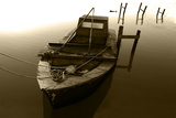 Boat III Papier Photo par Ynon Mabat