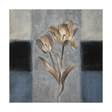 Tulips in Blue II