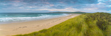 UK  Scotland  Argyll and Bute  Islay  Machir Bay from Sand Dunes
