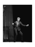 Johnny Hallyday on the Famous Olympia's Stage  Paris  1960'S