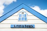 Beach Huts at Southwold  Suffolk  England  UK