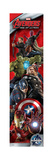 The Avengers: Age of Ultron - Vertical Design - Iron Man  Captain America  Thor  Hulk  Black Widow