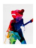 Teddybear Watercolor