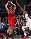 Chicago Bulls v Milwaukee Bucks - Game Three