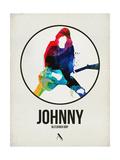 Johnny Watercolor Circle