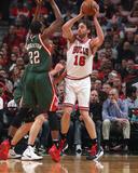 Milwaukee Bucks v Chicago Bulls - Game Two