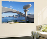 Kai Tak Cruise Terminal (Designed by Foster + Partners)  Kai Tak  Kowloon  Hong Kong