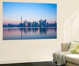 Canada  Ontario  Toronto  View of Cn Tower and City Skyline