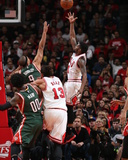 Milwaukee Bucks v Chicago Bulls- Game One