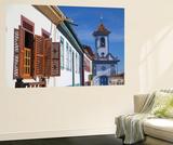 Colonial Architecture and Church of Amparo  Diamantina (Unesco World Heritage Site)  Minas Gerais