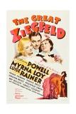 The Great Ziegfeld  1936