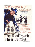 They Died with their Boots On  1941