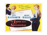 The Lady from Shanghai  1947