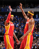 Houston Rockets v Dallas Mavericks- Game Three