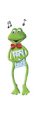 The Singing Frog