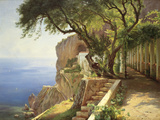 Pergola In Amalfi