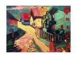 The Road to Murnau  1909