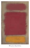 Sans titre, 1968 Reproduction d'art par Mark Rothko
