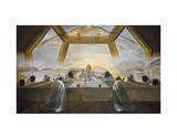 The Sacrament of the Last Supper Reproduction d'art par Salvador Dali