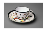 Cup and Saucer  1923