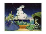 White Cloud  1918