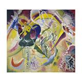 Improvisation 35, 1914 Reproduction d'art par Wassily Kandinsky