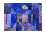 Moonshine, 1919 Reproduction d'art par Paul Klee